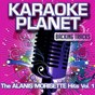 Album The alanis morissette hits, vol. 1 (karaoke planet) de A-Type Player