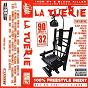 Compilation La tuerie : mixtape, vol. 1 avec Jerry Dafonkilla / Les Frères Sy / Iron Sy / Joke Nickolson / Black Killah...