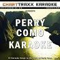 Album Artist karaoke, vol. 296 : sing the songs of perry como (karaoke in the style of perry como) de Charttraxx Karaoke