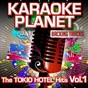 Album The tokio hotel hits, vol. 1 (karaoke planet) de A-Type Player