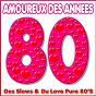 Compilation Amoureux des années 80 (des slows & du love pure 80's) avec Sophie Favier / Love Night / Francis Lalanne / Véronique Jannot / Alain Delon...