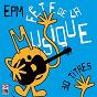 Compilation Fête de la musique (30 titres) avec Chanson Plus Bifluorée / Anne Sylvestre / Anne Vanderlove / Colette Magny / Georges Chelon...
