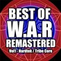Compilation Best of w.a.r remastered, vol. 1 avec Nixt / Maissouille / Keygen / Mat Weasel Busters / Talasemik...