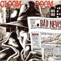 Compilation Gloom & doom avec Dany Darmont / Bruno Alexiu / Marc Olivier Dupin / Jacques Cassard / Christian Leroux...