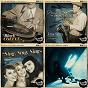 "Compilation ""Blue cover"" series 2.2 avec Nat Gonella / Pisk / Atom Smith / Miss Emmma / Burkey..."
