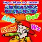 Album Les chansons de l'alphabet (hugo S'éduque en S'amusant) de Le Monde d'hugo