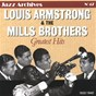 Album Jazz archives greatest hits (remastered) de Louis Armstrong / The Mills Brothers