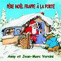 Album Père Noël Frappe à La Porte de Anny Versini / Jean-Marc Versini