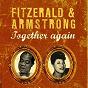 Album Fitzgerald & armstrong together again de Louis Armstrong / Ella Fitzgerald