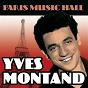 Album Paris music hall - yves montand de Yves Montand
