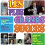 Compilation Les plus grands succès avec Claude François / Johnny Hallyday / Richard Anthony / Lucky Blondo / Danyel Gérard...