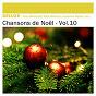 Compilation Deluxe: chansons de noël, vol.10 avec Lyane Mairève / Paulette Rollin / Paul Péri / Lucienne Delyle / Les Quatre de Paris...