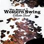 Compilation The best of western swing (collector sound) avec Harry Choates / Bill Boyd / Bob Wills / Light Crust Dough Boys / Milton Brown...
