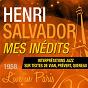 Album Live in paris - mes inédits (interprétations jazz sur textes de vian, prévert, queneau) de Henri Salvador
