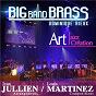 Album Art jazz création de Big Band Brass / Dominique Rieux