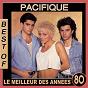 Album Best of pacifique (le meilleur des années 80) de Pacifique