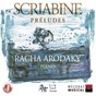 Album Scriabin: préludes de Racha Arodaky / Alexander Scriabin