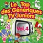 Album Le top des génériques TV juniors, vol. 4 (special manga boys) de Junior Family