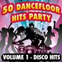Compilation 50 dancefloor hits party (disco hits, vol. 1) avec La Fiesta / C. Wyllis Orchestra / La Discothèque / Pat Benesta / The Top Orchestra...