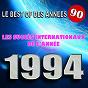 Compilation Le best of des années 90 (les succès internationaux de l'année 1994) avec Pop 90 Orchestra / Pat Benesta / The Top Orchestra