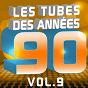 Compilation Les tubes des années 90 (le meilleur de tous les hits 90's pop & dance, vol. 9) avec The Romantic Orchestra / The Top Orchestra / C. Wyllis Orchestra / Pat Benesta / Cheb Kamir