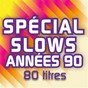 Compilation Spécial slows années 90 (80 titres) avec The Top Orchestra / Pop 90 Orchestra / The Romantic Orchestra / Pop Love Orchestra / The Wonderfull Singers...
