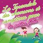 Album La farandole des chansons et comptines pour les petites filles de Junior Family / Sidney Oliver