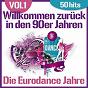 Album Willkommen zurück in den 90er jahren - die eurodance jahre, vol. 1 (50 hits) de The Disco Music Makers