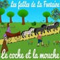 Album Les fables de la fontaine - le coche et la mouche de Sidney Oliver