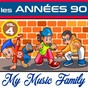 Album Les années 90 - volume 4 de My Music Family