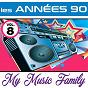 Album Les années 90 - volume 8 de My Music Family