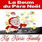 Album La boum du père noël de My Music Family