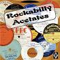 Compilation Rockabilly Acetates avec Ray Pate / The Moonlighters / Detonators / Danny Dell / Jim Aguirre...