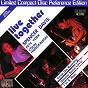 Album Live together de Davis / York / Hodgkinson
