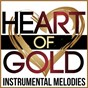 Compilation Heart of gold - instrumental melodies avec George Harrison / Manfred Durban / Fred Adams / Barry Gibb, Robin Gibb / Joe Conrad...