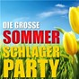 Compilation Die große sommer schlagerparty avec Adam Schairer / Karlheinz Rupprich, Peter Wilmes / Michaël / Adam Schairer, Nino E Tielman / Gaby Baginsky...