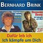 Album Dafür leb' ich / ich kämpfe um dich de Bernhard Brink
