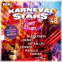 Compilation Karneval der stars 48 avec Black Fooss / Black Fooss, U Winters, O Didolff / F Peil, C Pagonis / Kasalla / M Kremer, S Rosler...