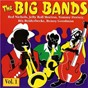 Compilation Die großen big bands, vol. 1 avec La Rocca / Irving Berlin / Red Nichols / Nat Goldstein, Maurice J Gunsky / Jelly Roll Morton...