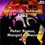 Compilation Beliebte Deutsche Schlager 1962 avec Henri Salvador / Werner Scharfenberger / Peter Kraus / Willi Carsten / Margot Eskens...