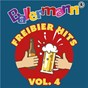 Compilation Ballermann freibier hits, vol. 4 avec Harry Warren / Anton Hans Hammerle / Tim Toupet / Patrick Portnicki / Jan!CK...