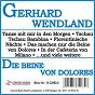 Album Die Beine von Dolores de Gerhard Wendland