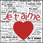 Compilation Je T'aime, I love you, ich liebe dich avec Leux, Hannes / Anny Ondra / Melzer, Johann / Raffaella Santos / Bruhn, Krebs...