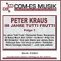 Album Im jahre tutti frutti, folge 1 de Peter Kraus