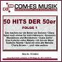 Compilation 50 hits der 50er, folge 1 avec Jary, Köller / Jary, Balz / Gerhard Wendland / Gietz, Feltz / Caterina Valente...
