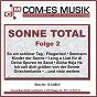 Compilation Sonne Total, Folge 2 avec Heider, Heilburg / Koopmans, Amaretto, Krause / Andy Knipser / Schleicher, Cajee / Audrey Landers...
