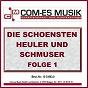 Compilation Die schönsten heuler und schmuser, vol. 1 avec Gerke, Hannes, Steffen / Anders, Jay / Christian Anders / Blum / Séverine...