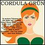 Compilation Cordula grün avec Andrea Wegner / Kleist, Pockorny, Webenau, Mehlhorn / Die Melzerinos / Sumpich, Kromar, Cojocaru / Yan Osch...
