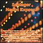 Compilation Schlager nacht express avec Klöss / Holten / Meinunger / Johnny Bach / Gauder...