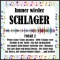 Compilation Immer wieder schlager, folge 2 avec Danny Haidt / Sandmann / Bradtke / Johnny Bach / Horn Bernges...